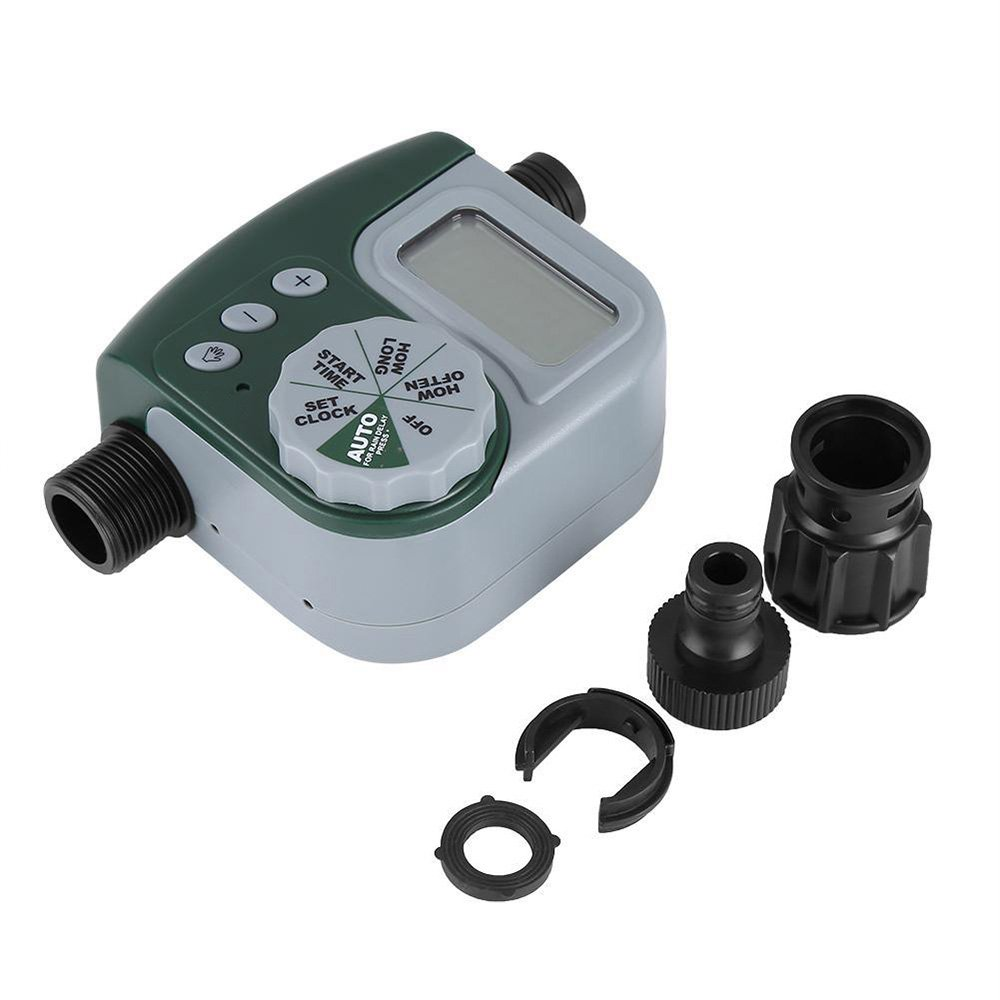 RSGK Outdoor Garden Irrigation Controller Solenoid Valve Timer Garden Automatic Watering Watering Device