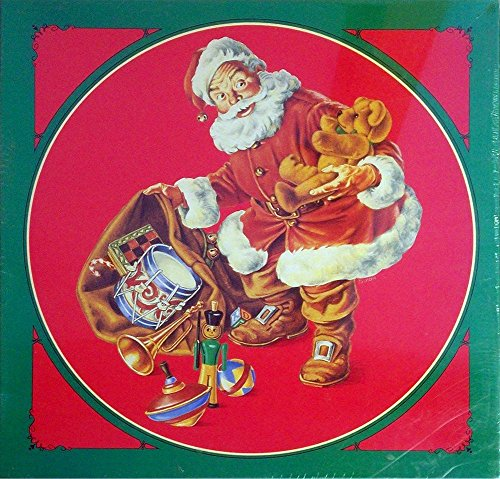 Christmas Magic 500pc. Round Puzzle