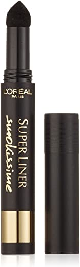 L'Oréal Paris Lápiz de Ojos Super Liner Smokissime Black Smoky