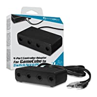 Hyperkin 4-Port Controller Adapter for GameCube to Switch/ Wii U/ PC/ Mac