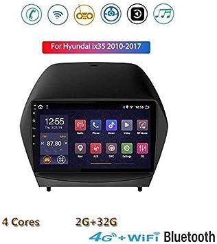 Android 8.1 Radio de navegación GPS, táctil 9