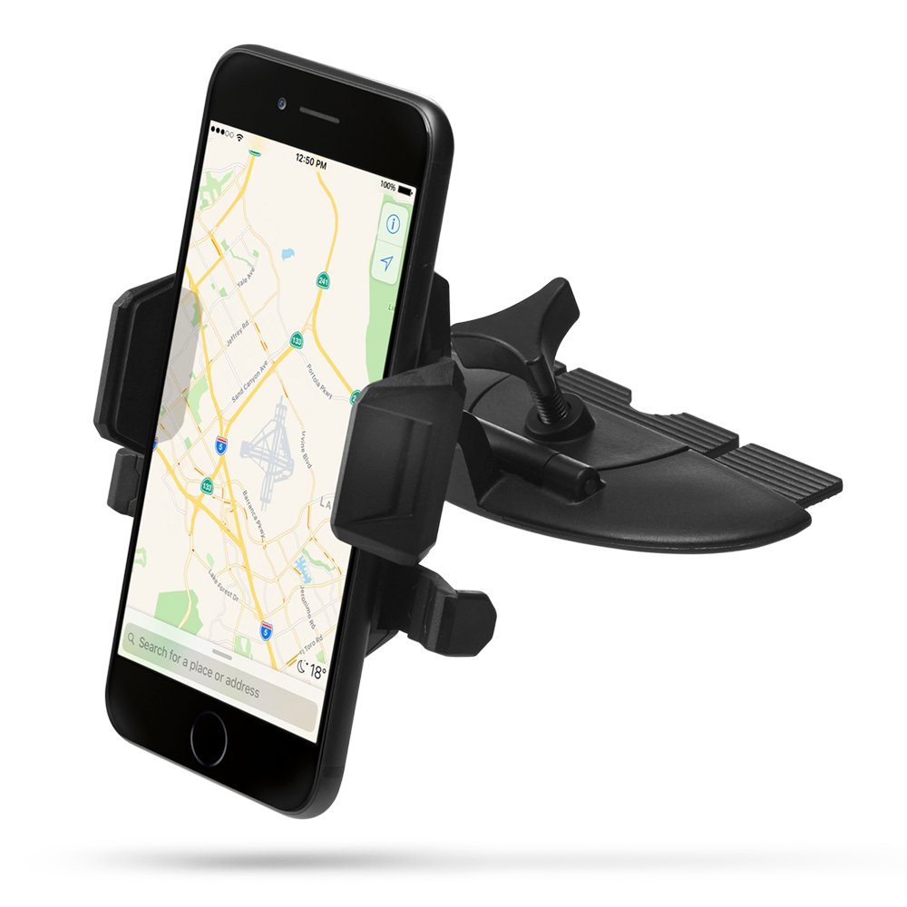 Suitable for Galaxy S10+//S10//S10e//S9+//S9//S8//note8//phone 11pro//xs//xr//xs Max//etc S7 Silver Cell Phone Holder for Car,Qi Wireless Charging GPS Navigation Bracket,Installation of air Outlet