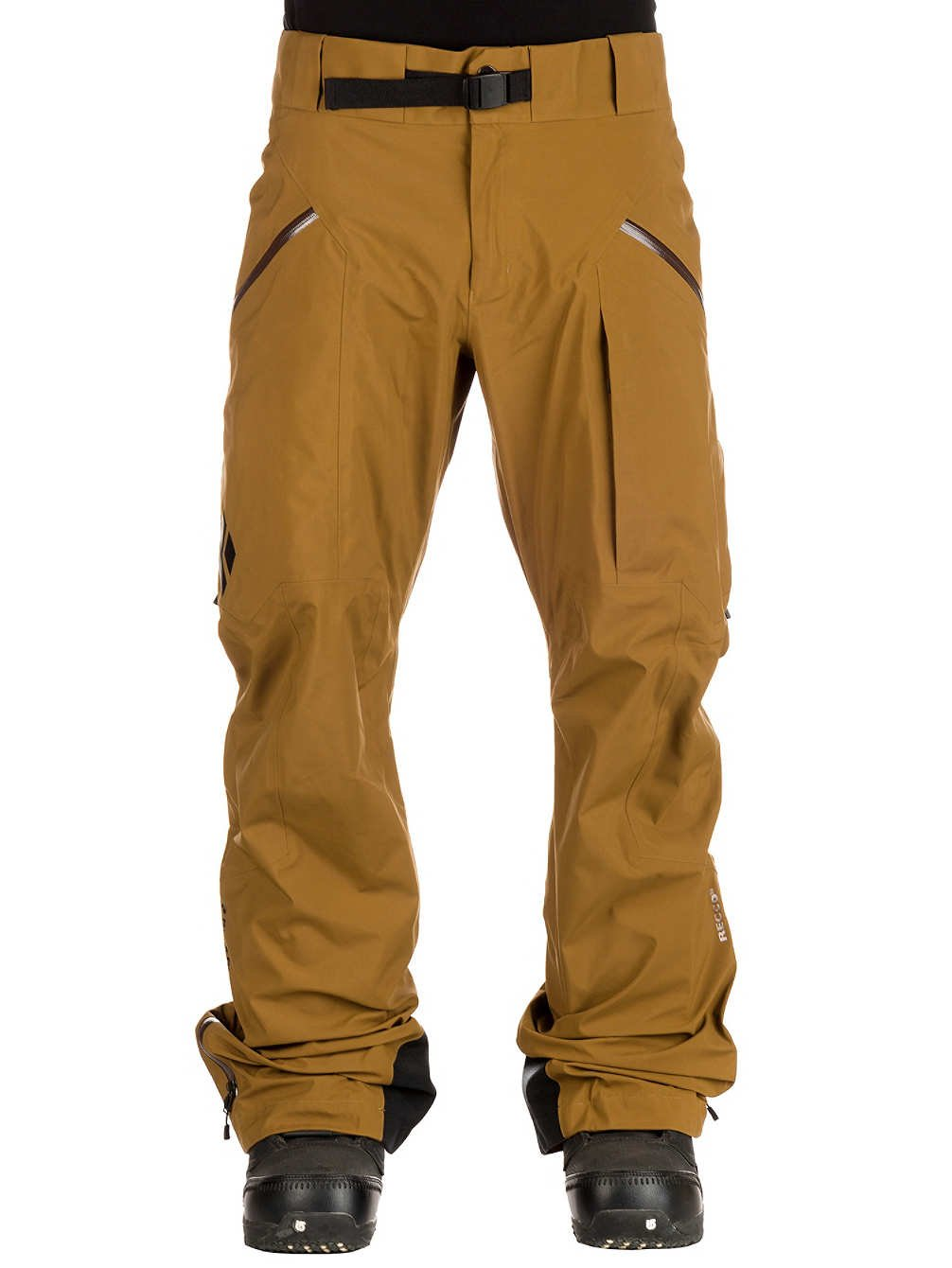 ブラックダイヤモンドMission Pant – Men 's B0742ZCBLR XL|Dark Curry Dark Curry XL