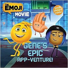 Genes Epic App Venture The Emoji Movie Maggie Testa Joey Chou