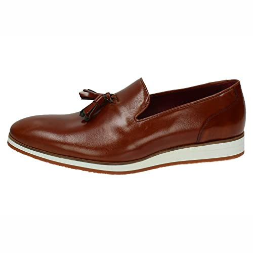 JR JIMENEZ 121 Mocasines DE Piel Hombre Zapatos MOCASÍN: Amazon.es: Zapatos y complementos