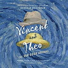 Vincent & Theo: The Van Gogh Brothers Audiobook by Deborah Heiligman Narrated by Phil Fox