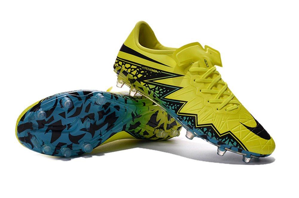 Demonry Schuhe Herren Hypervenom phinish phinish phinish Neymar FG gelb Fußball Fußball Stiefel 4b276e