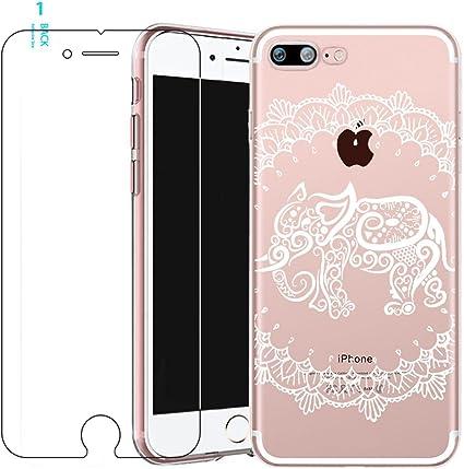 Coque iPhone 6s avec Verre Trempé, Bestsky Housse iPhone 6 ...