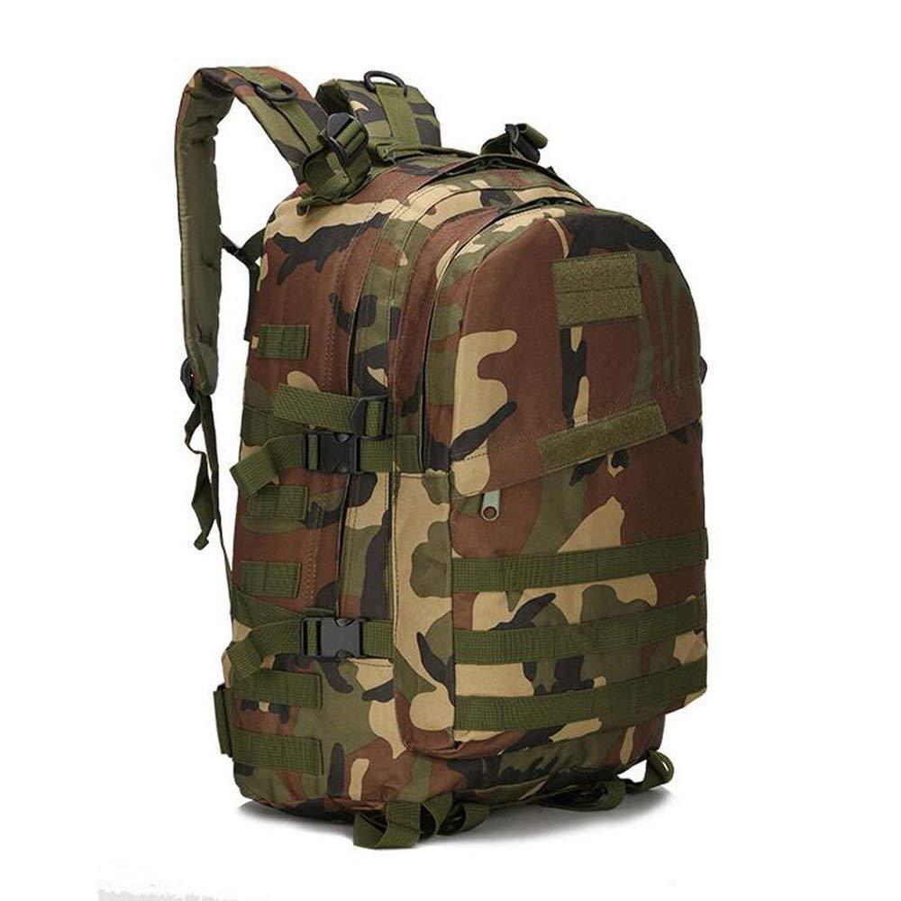 Zmsdt アウトドア 旅行 ハイキング バックパック 大容量 バックパック ファッション シティー リュックサック アウトドア ライディング バックパック B07HCX9XDX CP迷彩