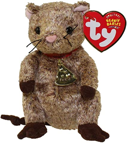 MOUSE LOUIS GARFIELD THE MOVIE TY BEANIE BABIES