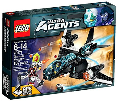 LEGO Ultra Agents Ultrasonic Showdown (70171)