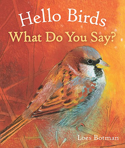 Hello Birds, What Do You Say?