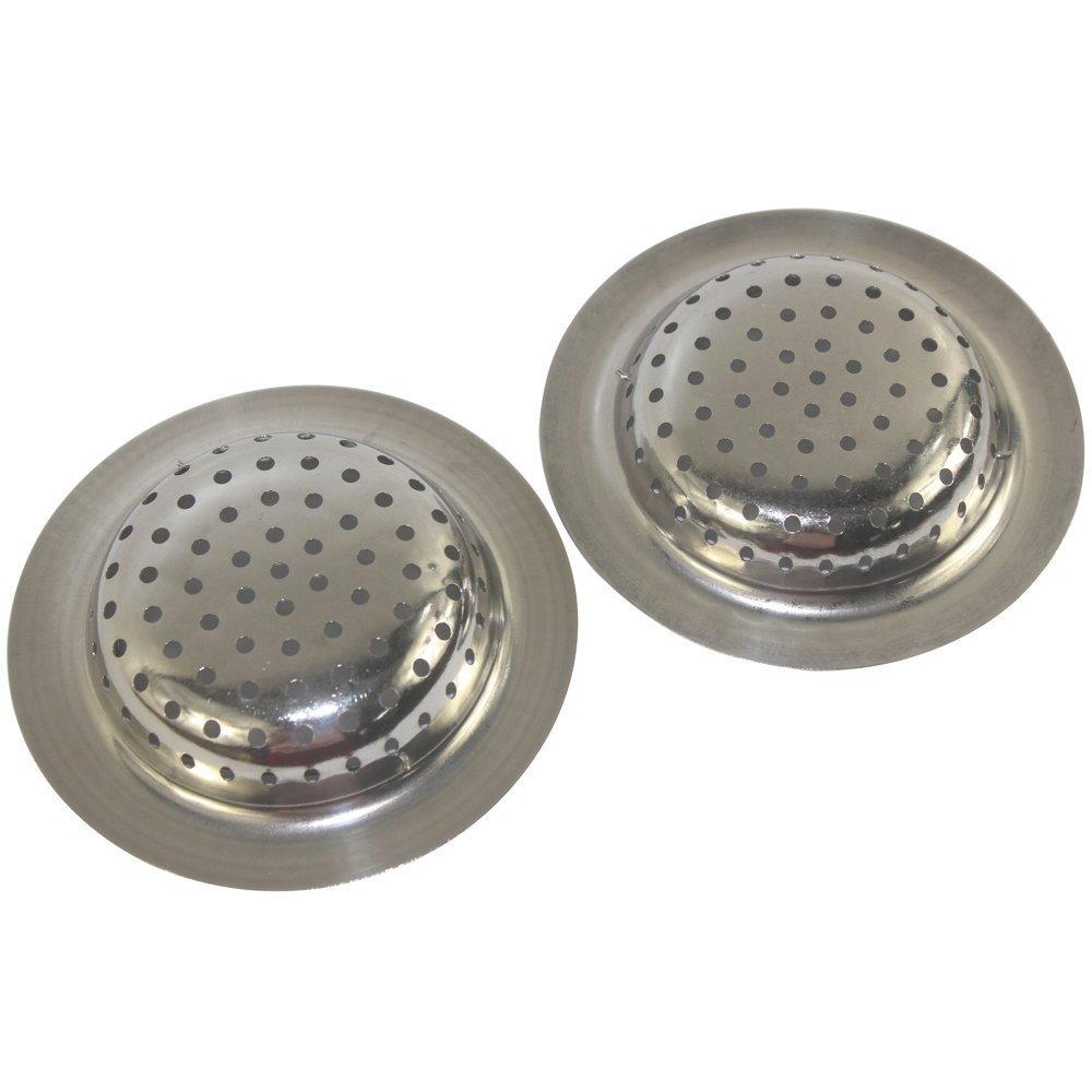 grandiose Semiportable inoxydable acier net fuite /évier passoire sol drainer cheveux longs filtre /écran Dianoo 2PCS la sol drainer argent inoxydable acier filtre /écran