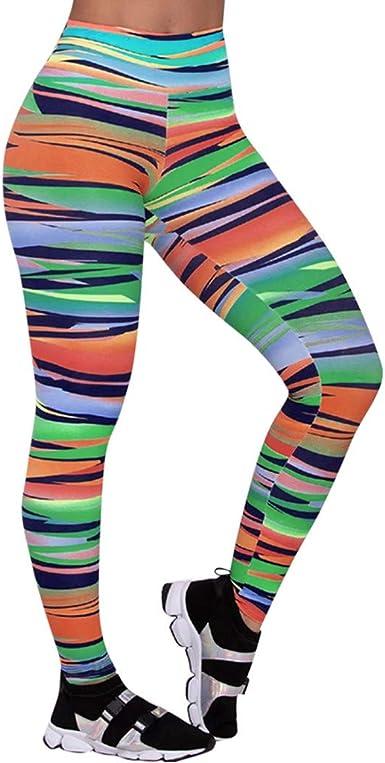 LUNULE Leggins Mujer Fitness Push Up, Casual Leggings Mujer Yoga ...