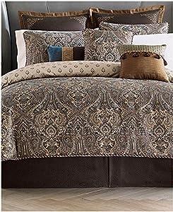 Amazon Com Croscill Zarina Queen Comforter Set Home