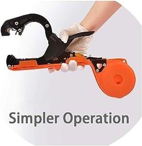 Promising-development Machine Hand Tools Tying Vine Branch Machine Tied Twig Gun Strapping Vegetable Grape Stem,GJ031