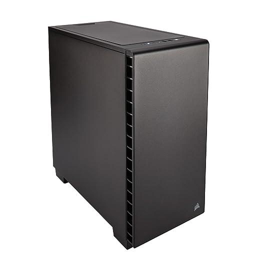 53 opinioni per Corsair Carbide Quiet CC-9011100-WW 400Q Case per PC Mid-Tower V2, ATX Computer,