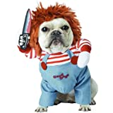 OCSOSO Dog Doll Play Cosplay Dog Costume Funny Party Cosplay Novelty Dog Clothes Halloween Christmas Cosplay Party Funny cat
