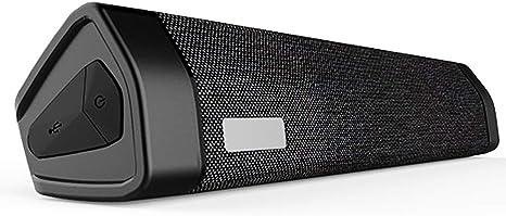 Altavoces Ordenador,Barra Sonido Pc Soportes De Barra De Sonido Para Tv 3 Sonidos Bluetooth 4.0 HD De Reducción De Ruido Batería De 4000 MAh Conexiones a Dispositivos Multimedia Tales Como Teléfo: Amazon.es: