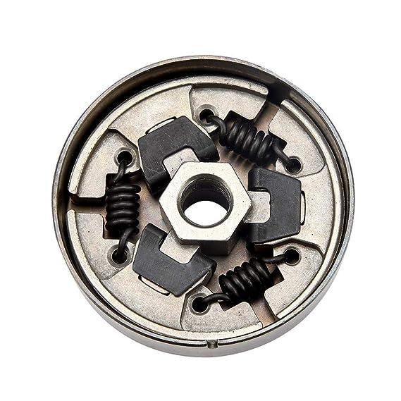 Garosa Kit De Embrague De Piñón Fit Stihl 018 023 025 MS170 MS180 MS210 MS230 MS250 Cortacéspedes Repuestos De Motosierra: Amazon.es: Hogar
