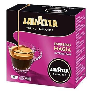 Lavazza A Modo Mio Magia Coffee Capsules 1 Pack Of 12