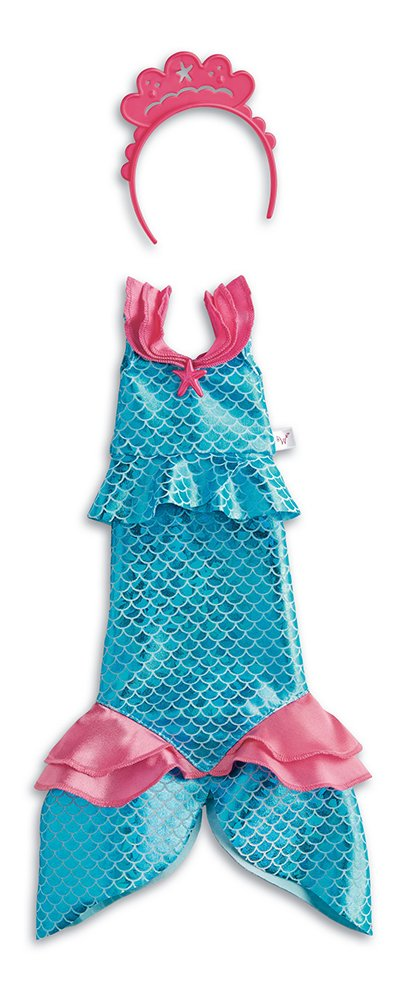 American Girl WellieWishers Marvelous Mermaid Outfit for Dolls American Girl - Toys DYP39