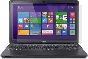 "PcProfessional Screen Protector for Acer Aspire E5 571p 15.6"" Anti Glare Anti Scratch filter radiation+ microfiber cloth"