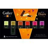 Galler (ガレー) ベルギー王室御用達 チョコレート ミニバー 6本入 2020年限定パッケージ