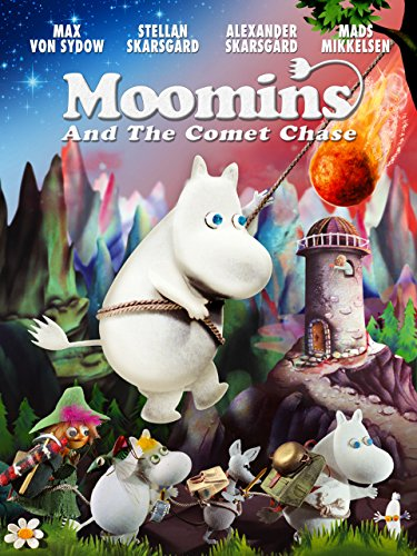 Halloween Comet Live (Moomins and the Comet Chase)