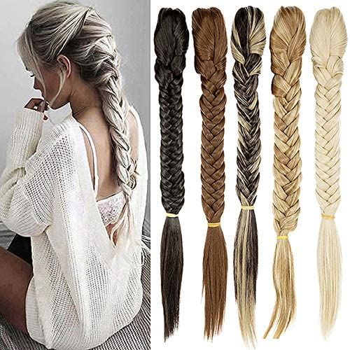 FUT Fishtail Extension Synthetic Hairpiece