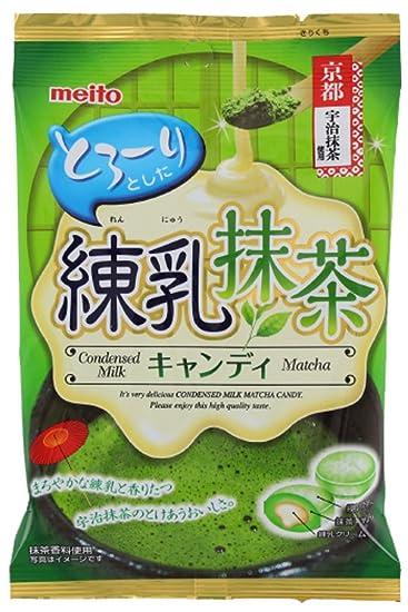 Meito Sangyo leche condensada caramelo bolsas de t? 60gX10