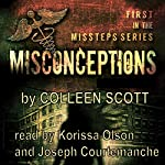 Misconceptions: Missteps, Book 1 | Colleen Scott