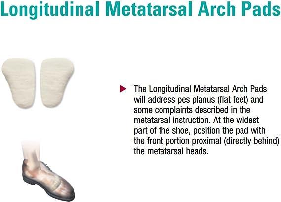 Amazon.com: Longitudinal Metatarsal