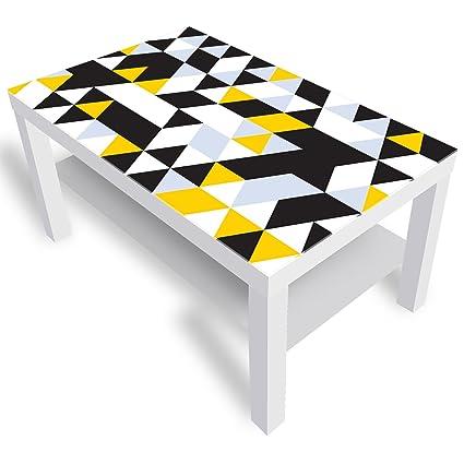 Ikea Tavolino Lack Misure.Dekoglas Ikea Lack Tavolino Da Salotto Con Ripiano In