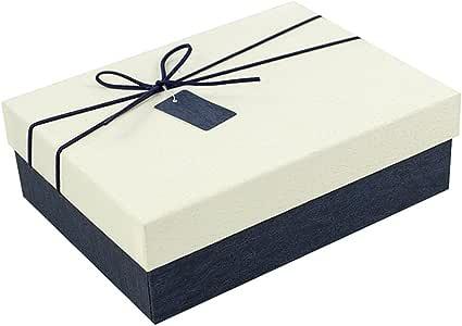 Remeehi gran tema Aviones caja de almacenamiento Caja Carton Kraft caja regalo embalaje de papel Kraft con lazo para ...