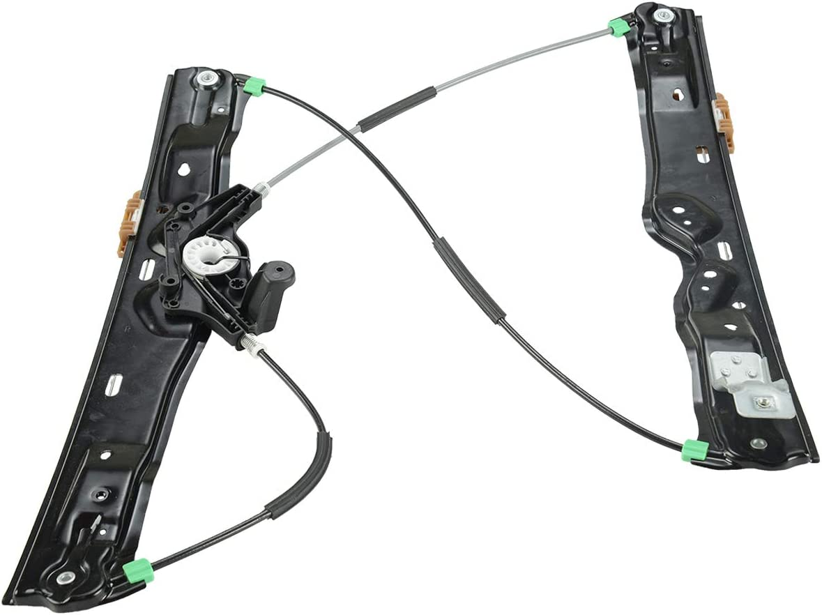 A-Premium Power Window Regulator Without Motor Compatible with Land Rover Discovery Sport 2015-2018 Front Right