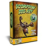 (US) Scorpion Puzzle Dig Kit –Excavate A Real Preserved Scorpion!