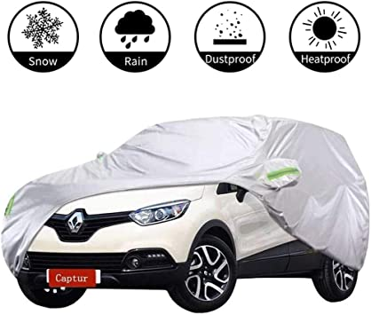 Land Rover Defender 90 SW 2.4 TD 4 Car Cover Breathable UV Protect Indoor Outdoo
