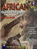 African Guitar Styles Book with audio CD