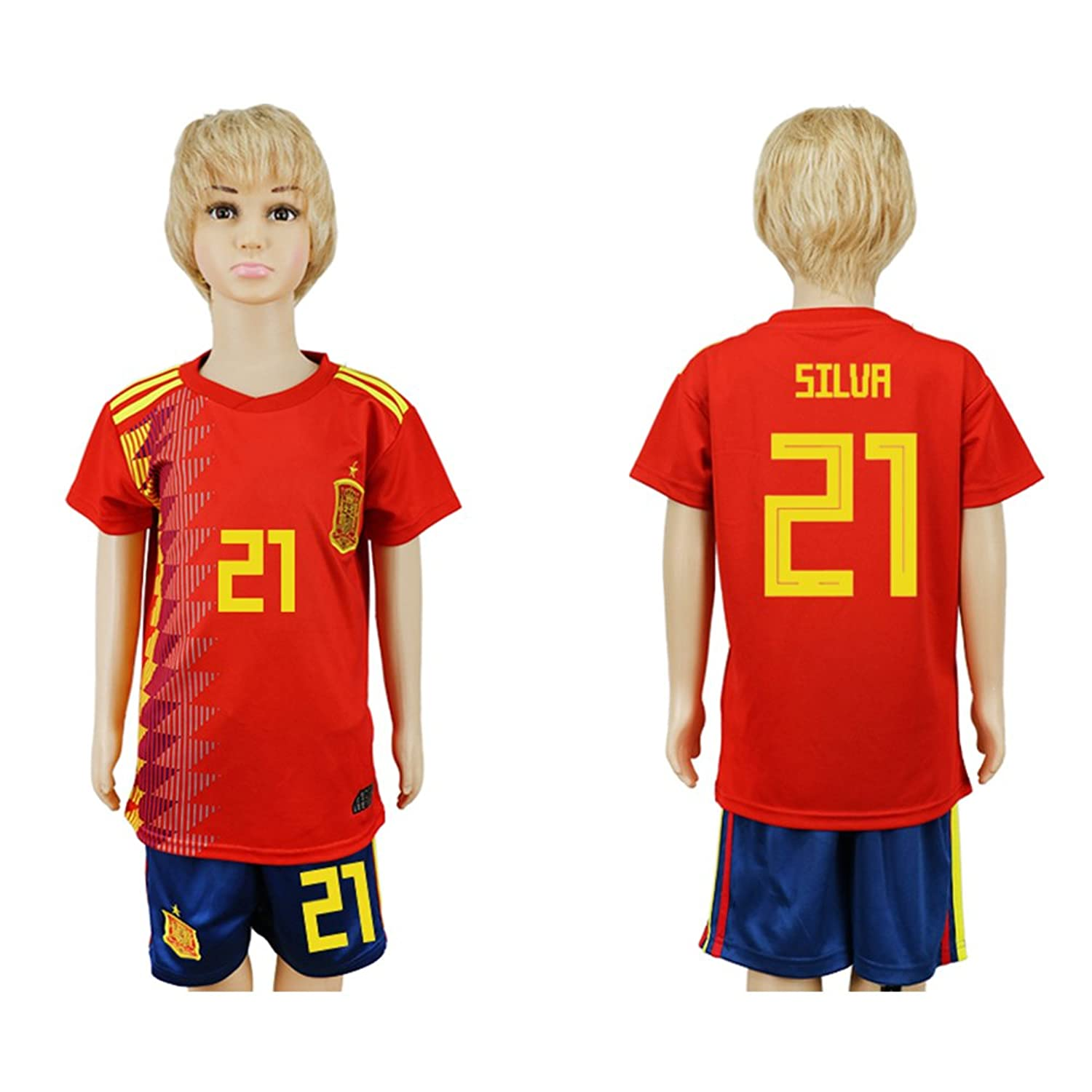 Soc.Meku SHIRT ボーイズ B07BF77GYB26# (10 to 11 Years Old)