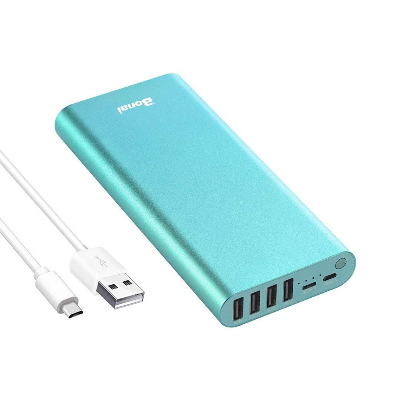 BONAI Bateria Externa 23800mAh Power Bank Cargador portátil con ...