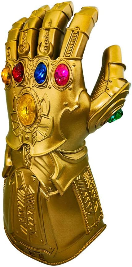 yacn Infinity Guantlet Thanos, Avengers Endgame Infinity War Props ...