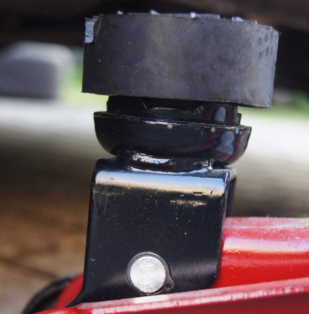 4 St/ück Raute 80x10 Gummiauflagen zum Reifenwechseln /über 50 Varianten Rangierwagenheber Wagenheber Hebeb/ühne Gummiklotz Auflage Unterstellbock Gummiblock Auto KFZ PKW schutz kratzer rund eckig