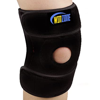 Knee Brace Support Sleeve For Arthritis, ACL, Running, Basketball, Meniscus Tear, Sports, Athletic.