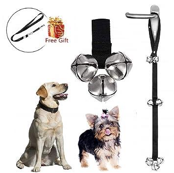 Amazon.com: Campanas para perros y cachorros, campanas para ...