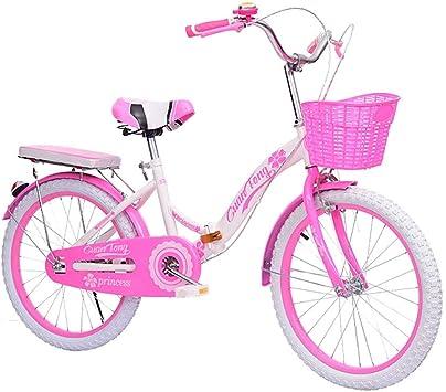 MLSH Bicicletas for niñas de 8 a 14 años 18 20 22 Pulgadas ...