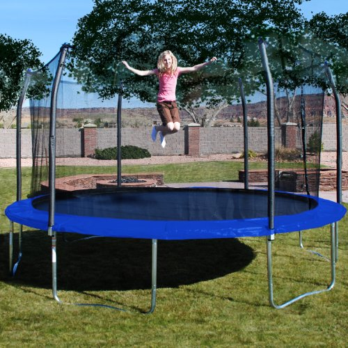 Skywalker Trampolines 17 x 15 Oval Trampoline and Enclosure Combo Review