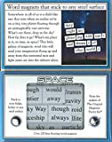 Magnetic Poetry - Space Kit - Words for