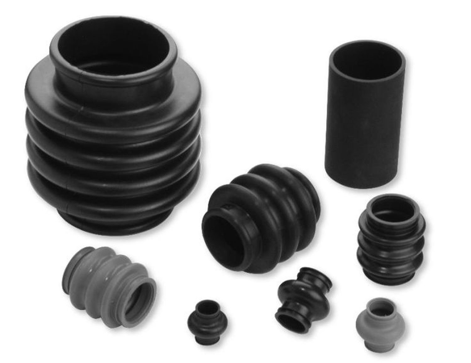 "New Belden UJ-1000 Boot Universal Joint Boot Covers, Nitrile, 1"" Bore, 1-1/2"" OD, 1-1/2"" Overall Length for cheap"