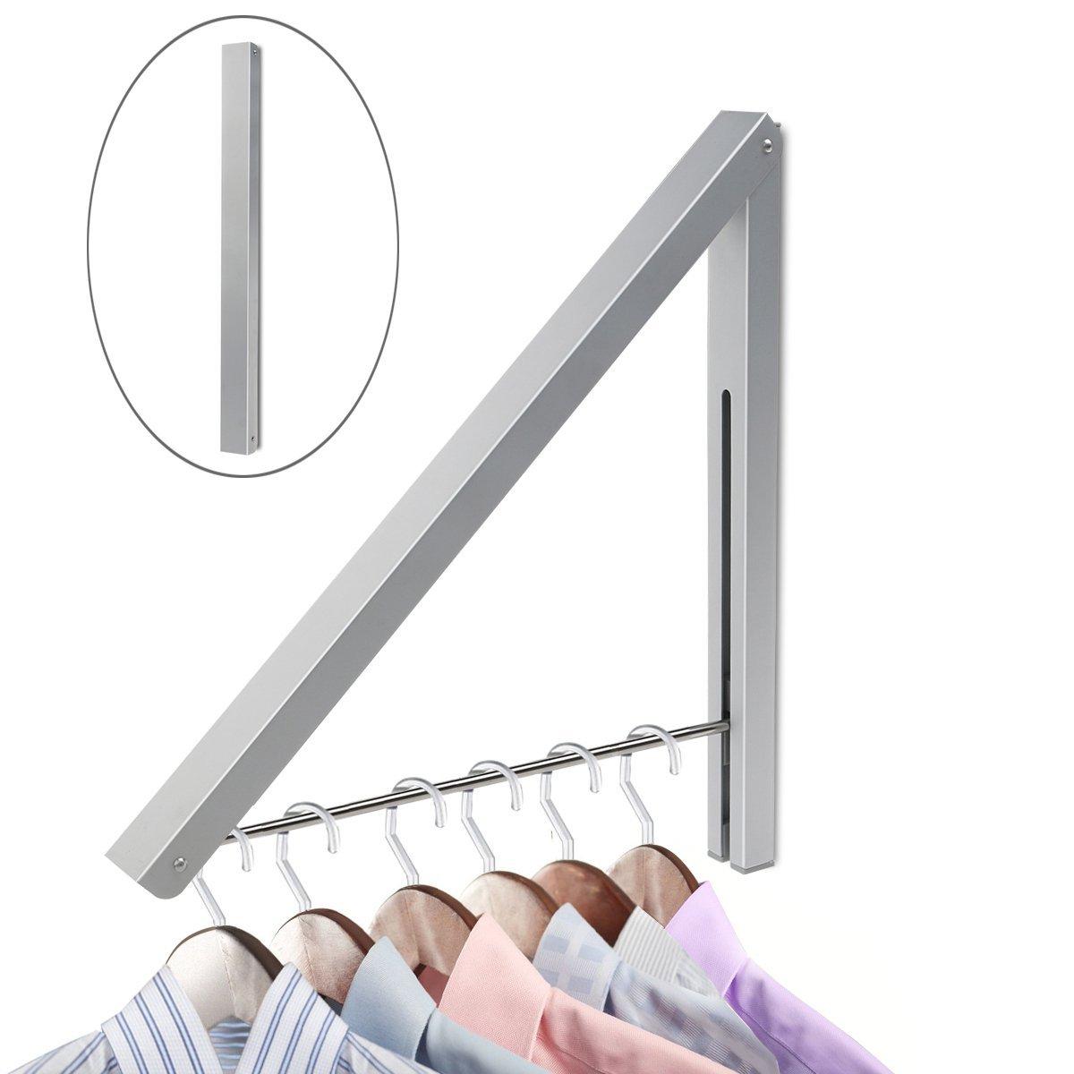 WINOMO Perchero de Pared Percha Plegable para ahorrar espacio product image